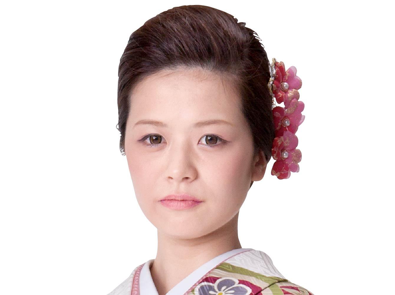 髪飾りイメージ