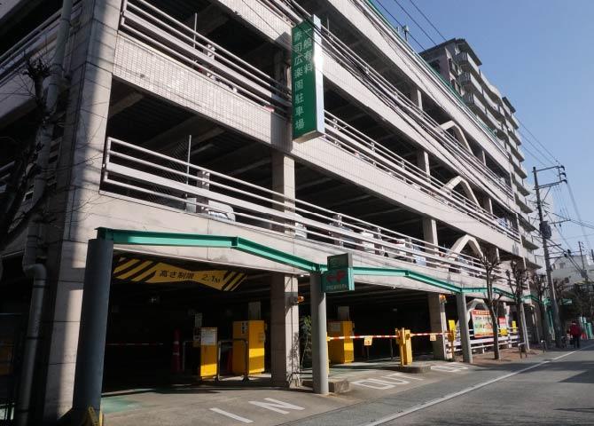 お近くの駐車場3